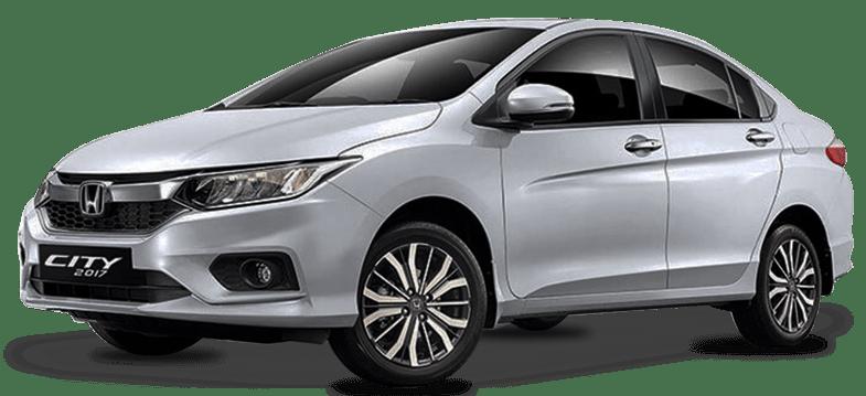 Honda City- mira car rentals
