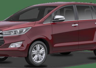Innova-crysta - car rentals goa