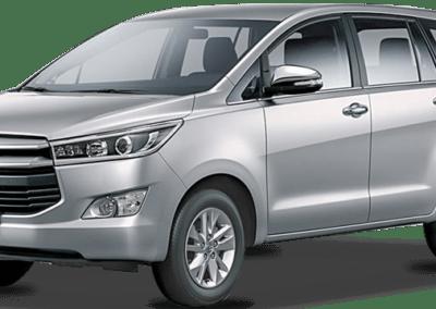 Innova - mira car rentals