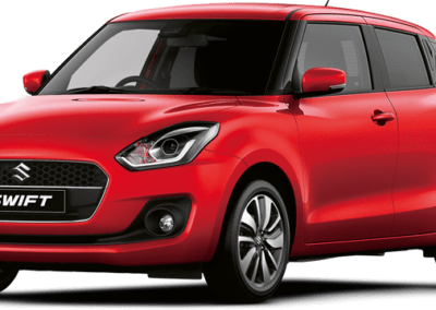 swift-self drive car in goa