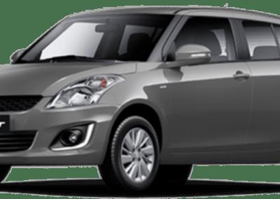 Swift old model - mira car rentals