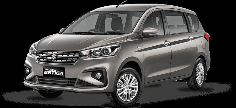 Car rentals in Goa - Ertiga car