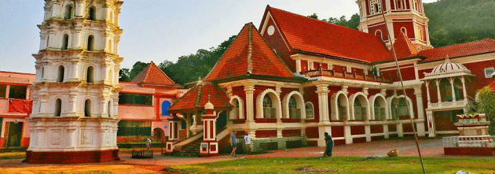 Sightseeing with Mira car in Goa